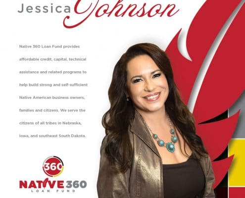 Native360 is a Proud Supporter of Jessica Johnson
