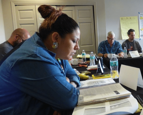 Entrepreneurs from Nine Tribal Nations Gather for Empowerment Workshop