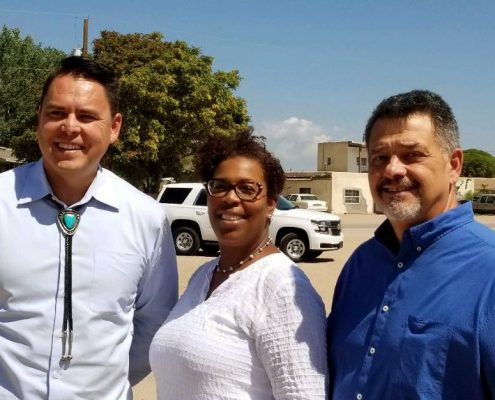 Upton Meets with Other National Leaders in New Mexico to Discuss Capital Needs