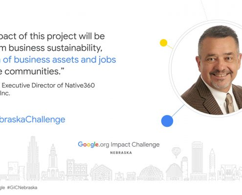 Thanks for Helping Native360 #GrowWithGoogle