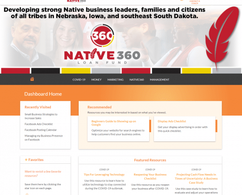 New Site Helps Native360 Provide Training During Covid-19 and Beyond